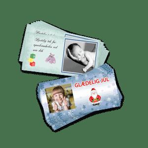 Fotokort i bredformat